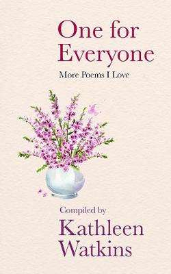 Cover of One for Everyone: More Poems I Love - Kathleen Watkins - 9780717190232