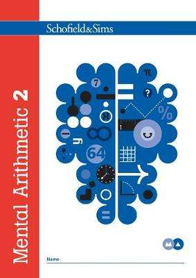 Cover of Mental Arithmetic 2 - J. W. Adams - 9780721708003