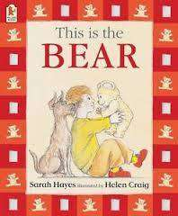 Cover of This is the Bear : Big Book - Sarah Hayes - 9780744536218