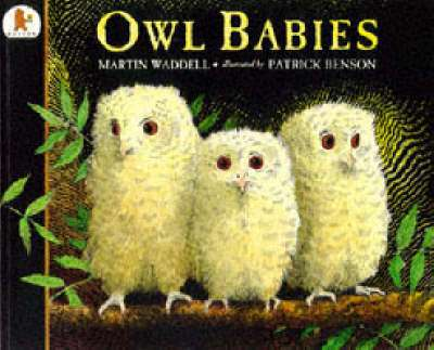 Cover of Owl Babies : Big Book - Martin Waddell - 9780744563139