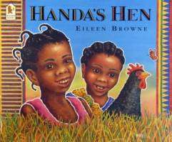 Cover of Handa's Hen : Big Book - Eileen Browne - 9780744583878