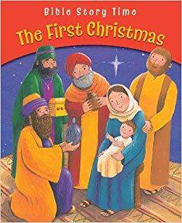 Cover of The First Christmas - Sophie Piper - 9780745963648