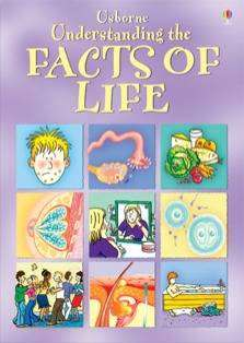 Cover of Understanding The Facts of Life - Usborne (Susan Meredith) - 9780746031438