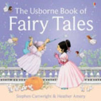 Cover of Book Of Fairy Tales - Usborne - 9780746064115