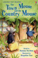 Cover of Usborne First Reading Level 4: The Town Mouse and the Country Mouse - Usborne First Reading Level Four - 9780746078860
