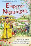 Cover of Usborne First Reading Level 4: The Emperor & the Nightingale - Usborne First Reading Level Four - 9780746078877