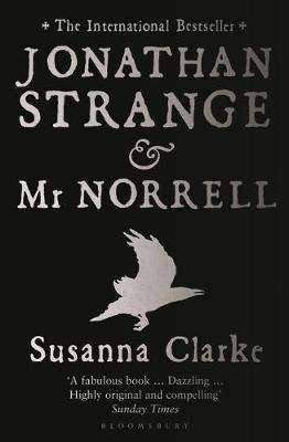 Cover of Jonathan Strange and Mr. Norrell - Susanna Clarke - 9780747579885