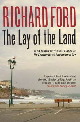 Cover of LAY OF THE LAND - Richard Ford - 9780747585992
