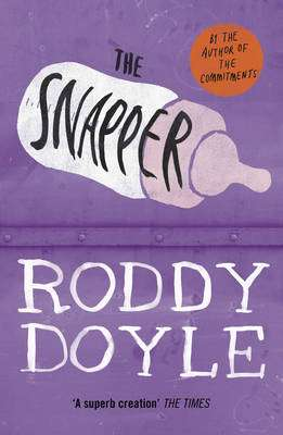 Cover of The Snapper - Roddy Doyle - 9780749391256