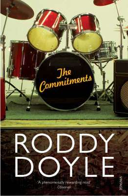 Cover of THE COMMITMENTS - Roddy Doyle - 9780749391683