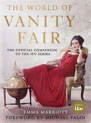 Cover of The World of Vanity Fair - Emma Marriott - 9780751574241