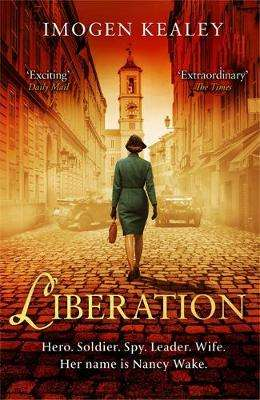 Cover of Liberation - Imogen Kealey - 9780751576030