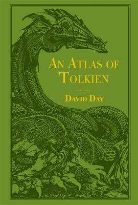 Cover of Tolkien: An Illustrated Atlas - 9780753729373