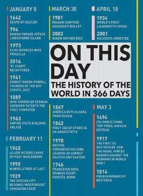 Cover of On This Day: The History of the World in 366 Days - Bounty - 9780753733387