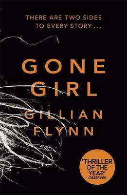 Cover of Gone Girl - Gillian Flynn - 9780753827666
