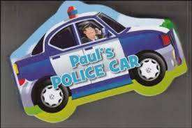 Cover of Paul's Police Car - North Parade - 9780755406227