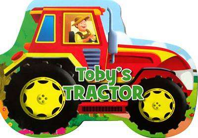 Cover of Toby's Tractor - North Parade - 9780755406241