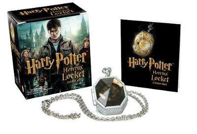 Cover of Harry Potter Locket Horcrux Kit and Sticker Book - Running Press - 9780762441853