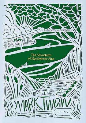 Cover of The Adventures of Huckleberry Finn (Seasons Edition -- Summer) - Mark Twain - 9780785234555