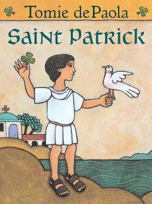 Cover of Saint Patrick - Tomie dePaola - 9780823442355