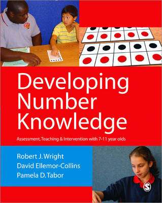 Cover of Red Developing Number Knowledge - Robert J. Wright - 9780857020611
