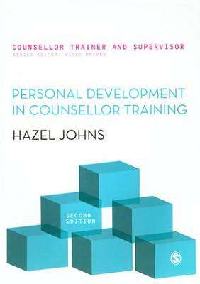 Cover of Personal Development in Counsellor Training 2nd Edition - Hazel Johns - 9780857024978