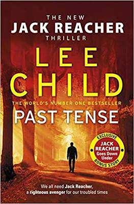 Cover of Past Tense - Lee Child - 9780857503626