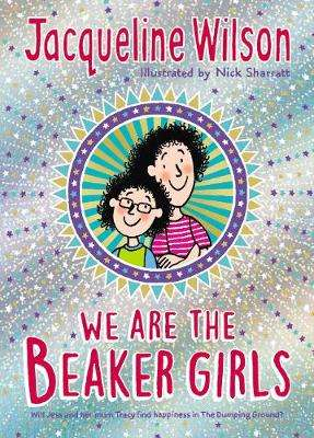 Cover of We Are The Beaker Girls - Jacqueline Wilson - 9780857535887
