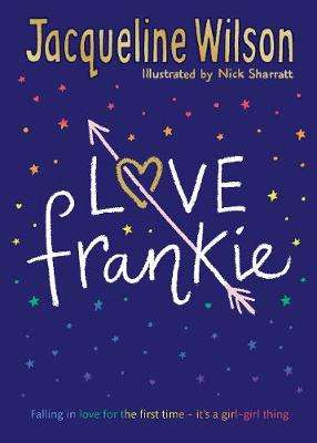 Cover of Love Frankie - Jacqueline Wilson - 9780857535900