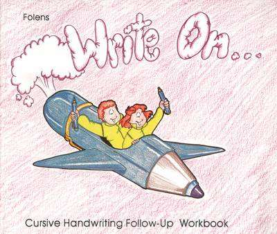 Cover of Write On Follow-Up 5th - 6th Class Book 3 - Folens - 9780861217755