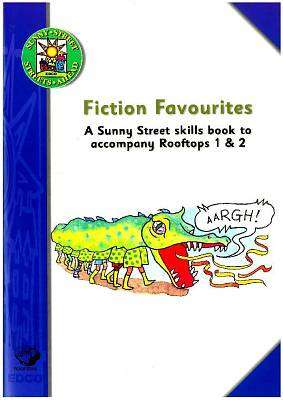Cover of Fiction Favourites Skills Book - Margaret Dowling, Anne Marie Herron, Jan - 9780861678440