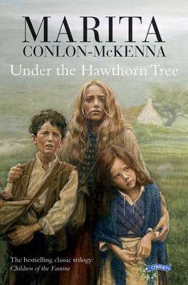 Cover of Under The Hawthorn Tree - Marita Conlon-Mckenna - 9780862782061