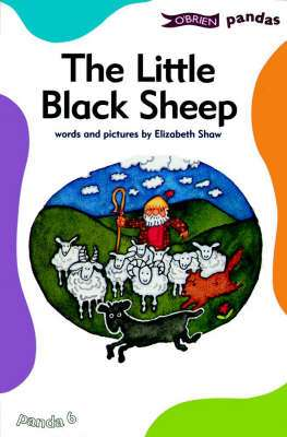 Cover of O'Brien Pandas 6: The Little Black Sheep - E. Shaw - 9780862784638