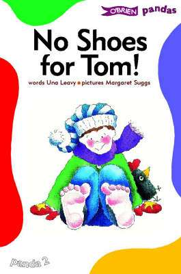 Cover of O'Brien Pandas 2: No Shoes for Tom - Una Leavy - 9780862785260