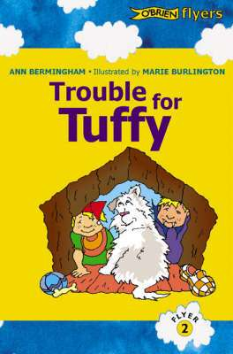 Cover of O'Brien Flyers 2: Trouble For Tufty - Ann Bermingham - 9780862785543