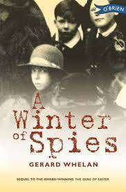 Cover of Winter of Spies - Gerard Whelan - 9780862785666