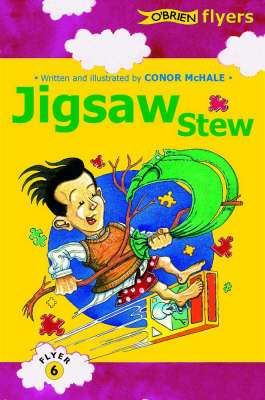 Cover of O'Brien Flyers 6: Jigsaw Stew - Conor McHale - 9780862786885