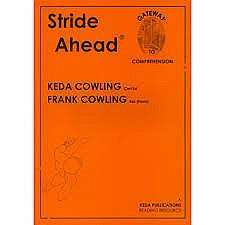 Cover of Stride Ahead - Keda & Frank Cowling - 9780954109509