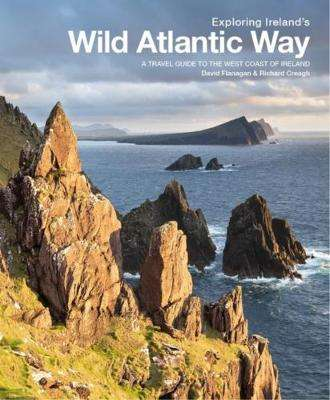 Cover of Exploring Ireland Wild Atlantic Way - David Flanagan - 9780956787477