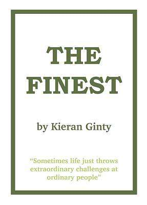 Cover of The Finest - Kieran Ginty - 9780957551633