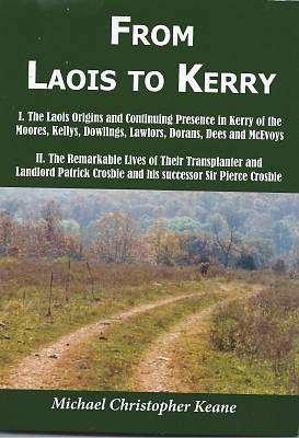 Cover of From Laois to Kerry - Michael Christopher Keane - 9780992698867
