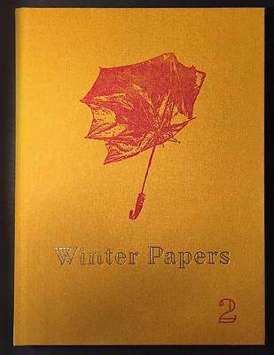 Cover of Winter Papers Volume 2 - Kevin Barry - 9780993302916