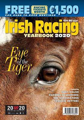 Cover of Irish Racing Yearbook 2020 - 9780995723351