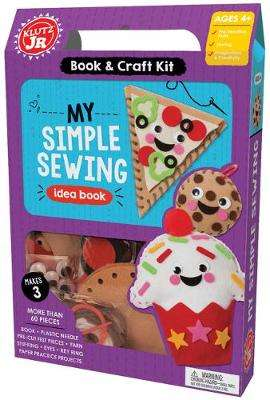 Cover of My Simple Sewing - Editors of Klutz - 9781338271294