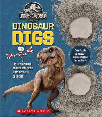 Cover of Dinosaur Digs - Marilyn Easton - 9781338571738