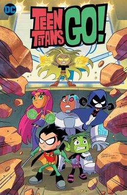 Cover of Teen Titans Go!: Weirder Things - Sholly Fisch - 9781401294977
