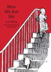 Cover of Now We are Six - A. A. Milne - 9781405281294