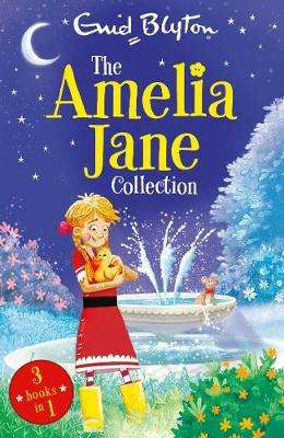 Cover of The Amelia Jane Collection - Enid Blyton - 9781405294010