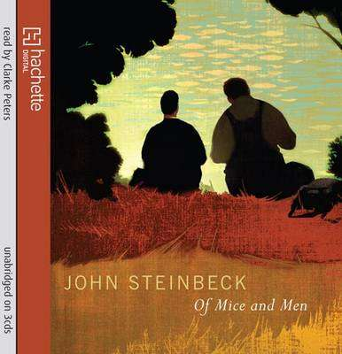 Cover of Of Mice and Men (Audio) - John Steinbeck - 9781405509121