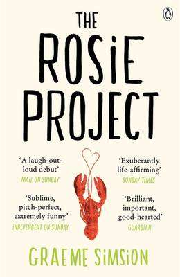 Cover of The Rosie Project - Graeme Simsion - 9781405912792